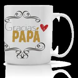 Taza Gracias Papá