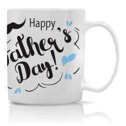 Taza Happy Fathers Day