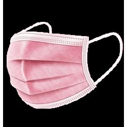 Mascarilla rosas higiénicas adulto