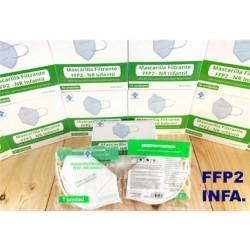 FFP2 Infantil