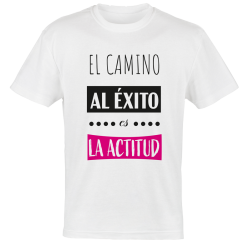 Camiseta frase El Camino