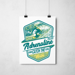 Lámina Adrenaline